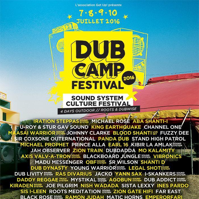 Dub Camp : J-3 !