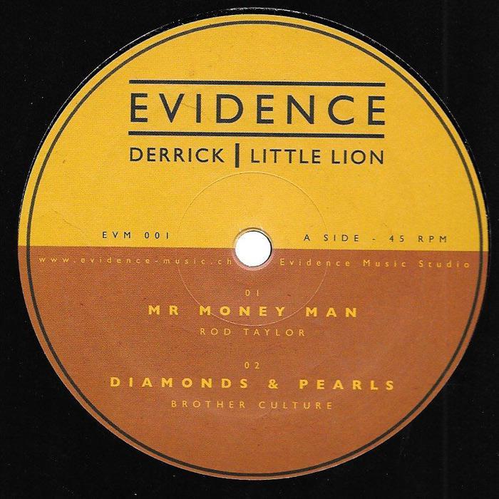 Mr Money Man Riddim dispo en vinyle