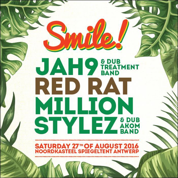 Smile Reggae Festival à Anvers en Belgique
