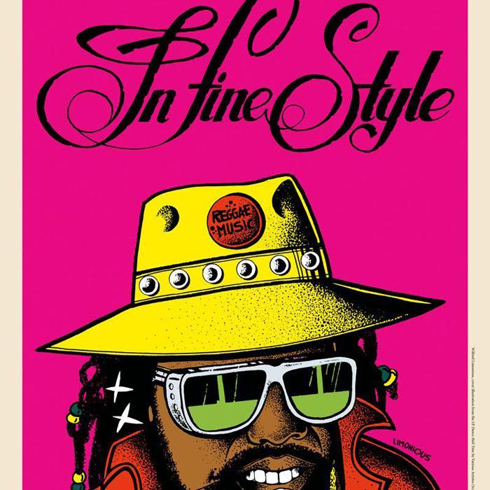 'In Fine Style' : livre sur les pochettes dancehall