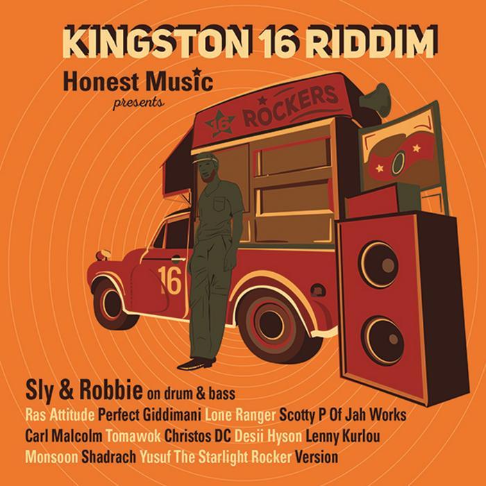 Kingston 16 Riddim