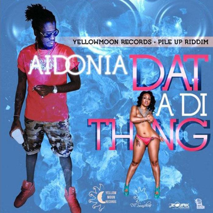 Aidonia : 'Dat A Di Ting' le clip