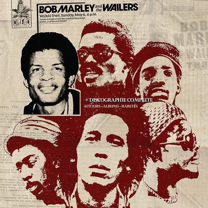 'Bob Marley & moi', les mémoires du manager de Bob