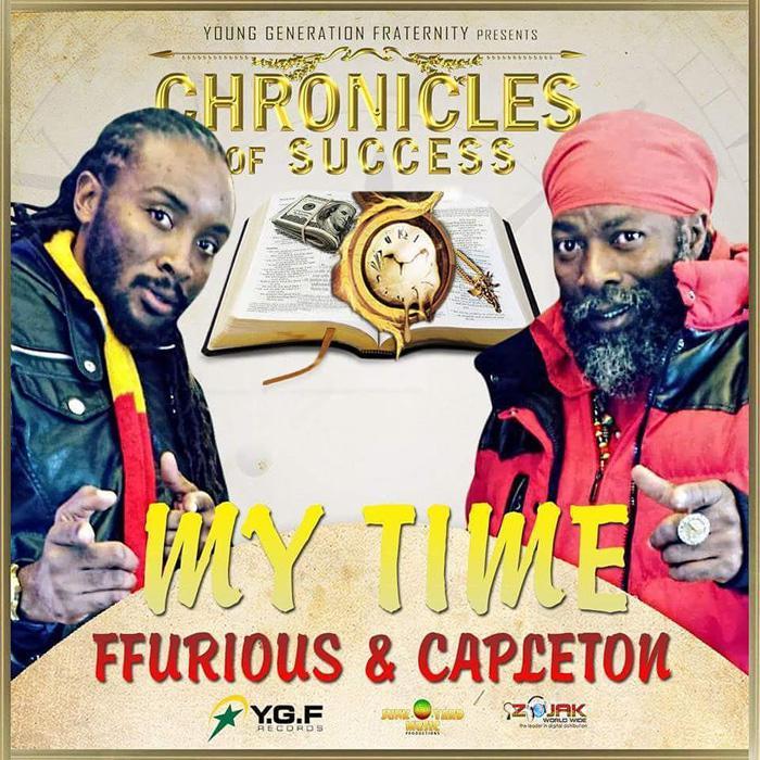 Capleton & Ffurious : 'My Time' le clip