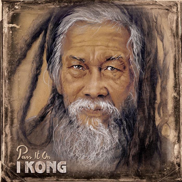 Nouvel album pour I Kong : 'Pass It On'