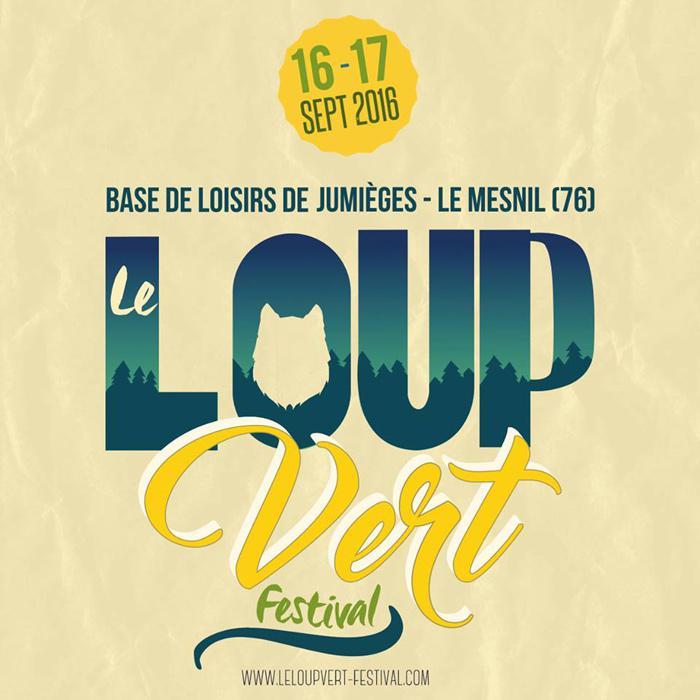 Festival Le Loup Vert en Seine Maritime