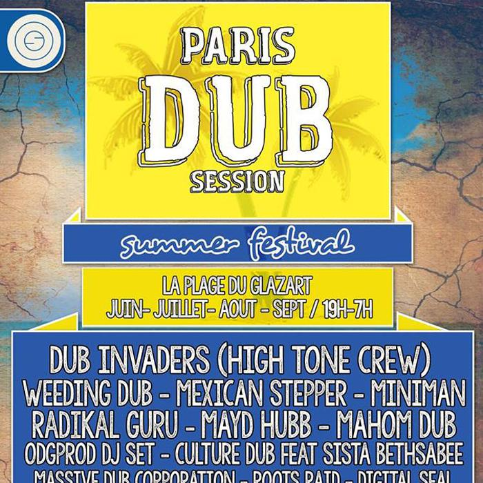Paris Dub Session #9 au Glazart