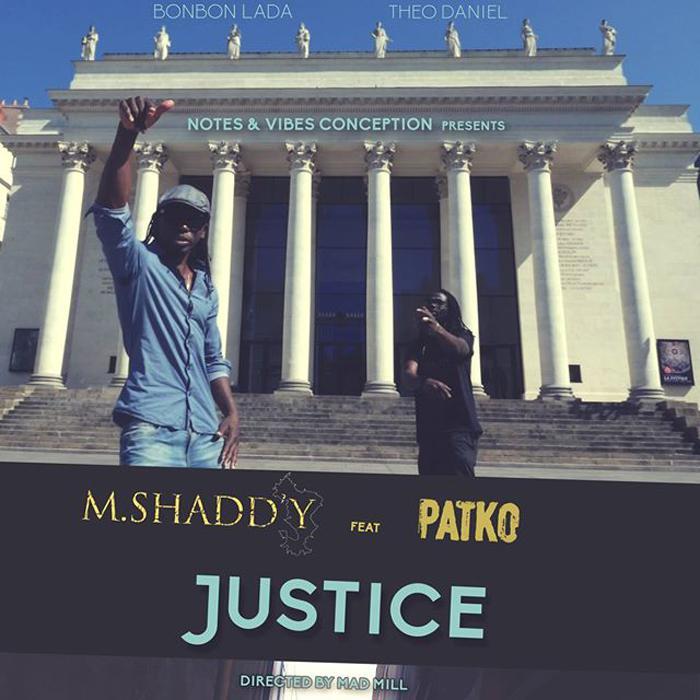 M.Shadd'y & Patko : 'Justice' le clip