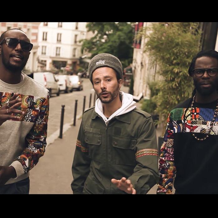 Patko ft. Balik & Natty Jean : 'Egalité & Justice' le clip