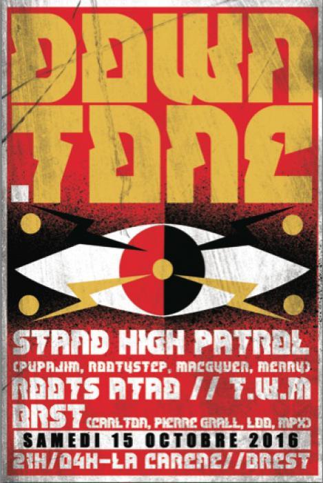 Soirée DownTone à Brest avec Stand High : Concours