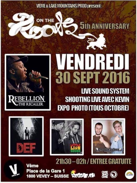 On The Roots fête ses 5 ans demain