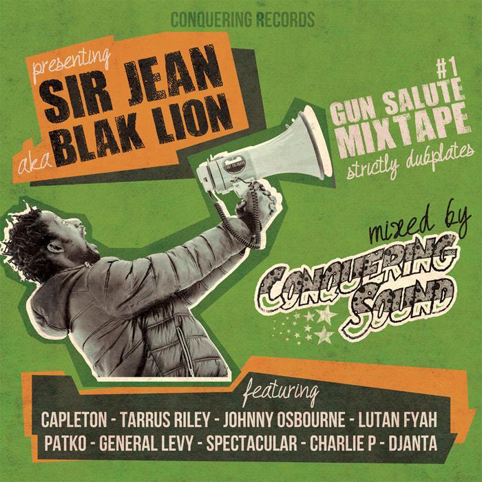 Sir Jean & Conquering Sound : 'Gun Salute Mixtape'