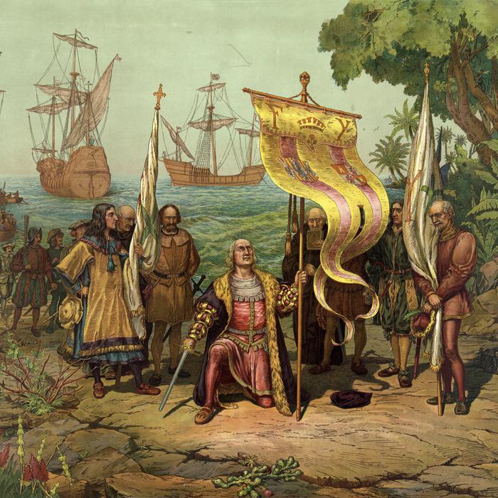 Morceau du jour : Columbus