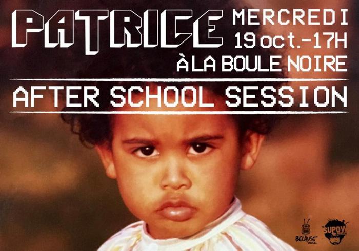 Patrice : un concert pour les enfants à Paris