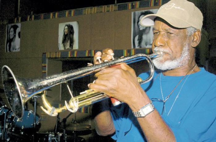 Le trompettiste Bobby Ellis est décédé