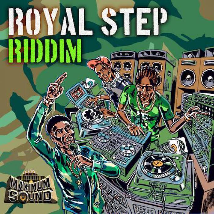 Royal Step Riddim par Maximum Sound
