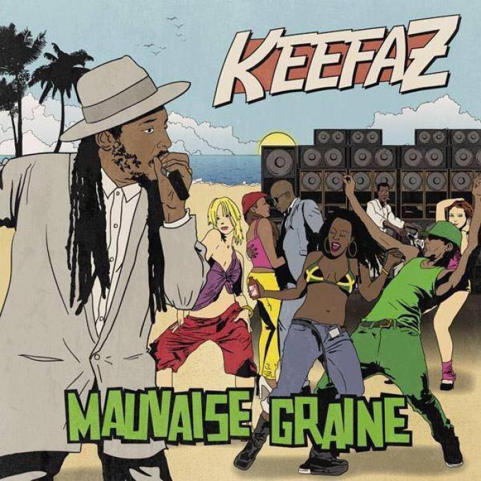 Keefaz : 'Mauvaise graine' l'album
