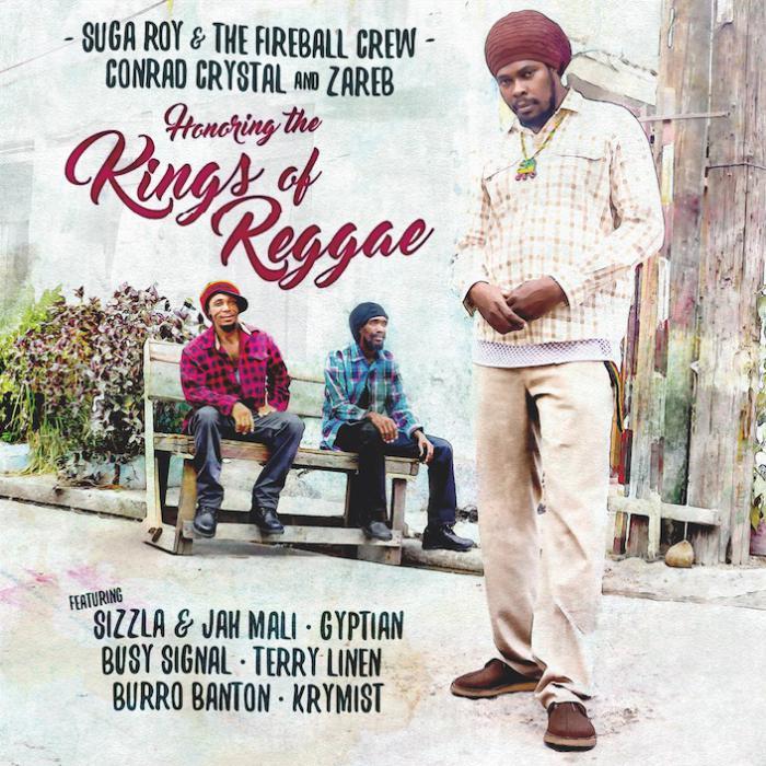 Un album de reprises pour Suga Roy