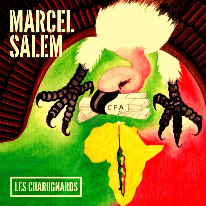 Marcel Salem : 'Les charognards' l'album