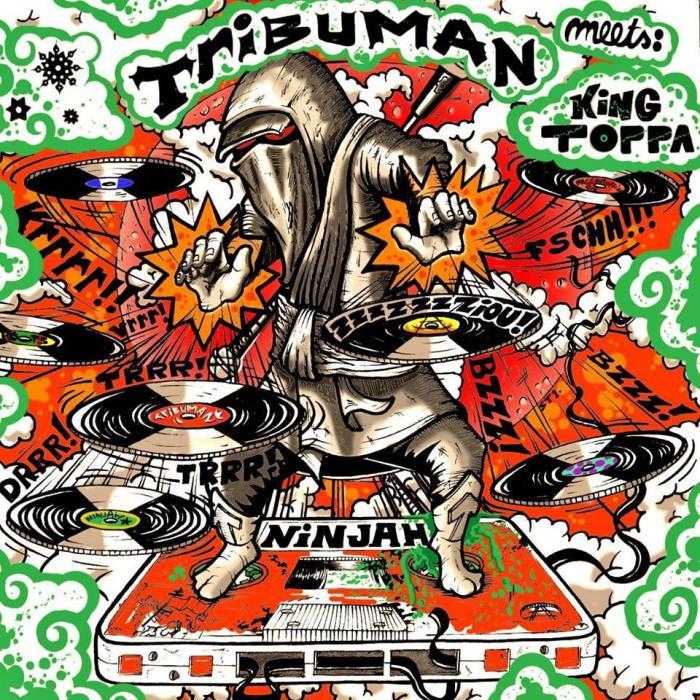 Tribuman : 'Ninjah!' l'EP
