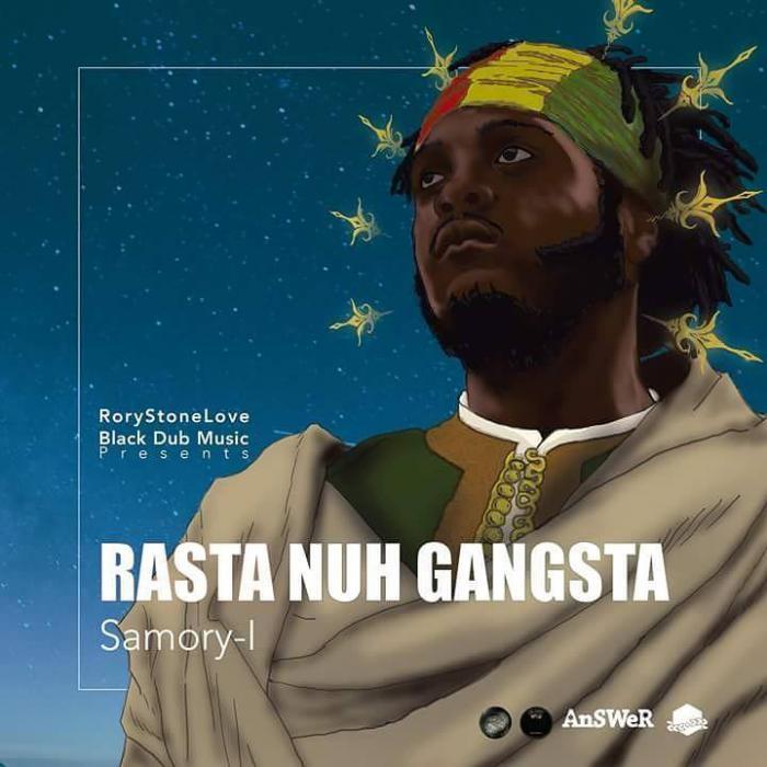 Samory I : 'Rasta Nuh Gangsta' le clip