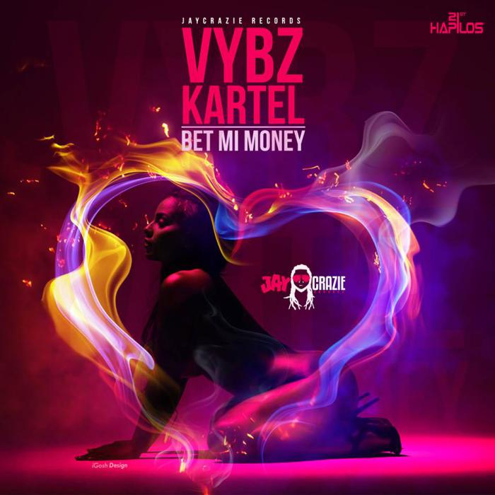 Vybz Kartel : 'Bet Mi Money' le clip