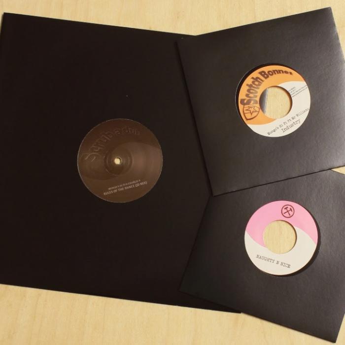 Les nouveautés Scotch Bonnet Records