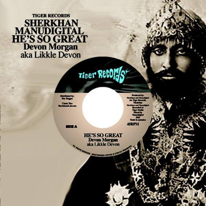 Sherkhan & Manudigital présentent 'He's So Great'