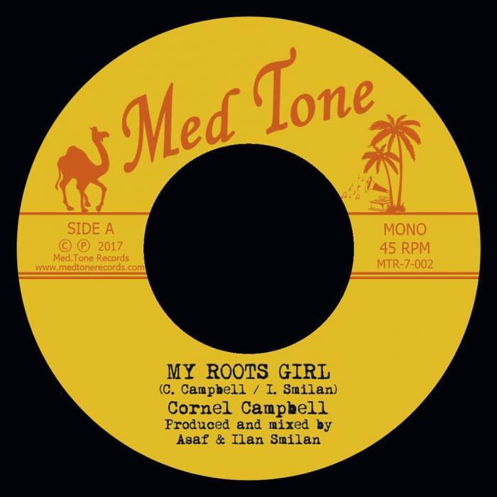 My Roots Girl Riddim dispo en 45T