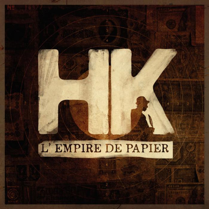 HK en solo : 'L'empire de papier' l'album