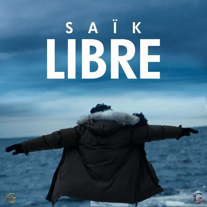 Saïk : 'Libre' le clip