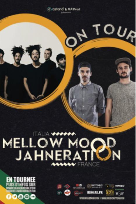 Mellow Mood & Jahneration à Merignac : places à gagner