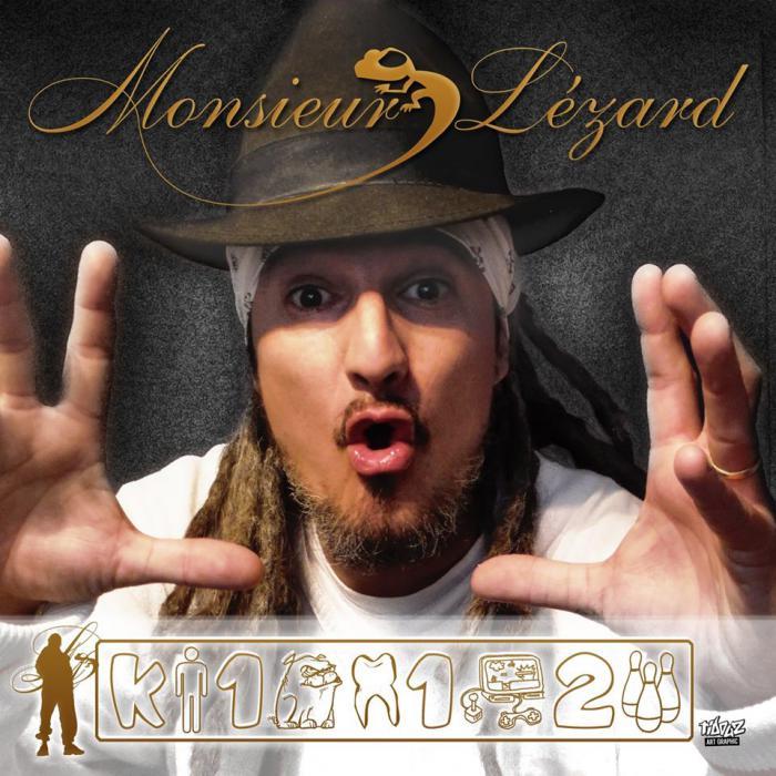 Monsieur Lézard : nouvel album le 20 mars