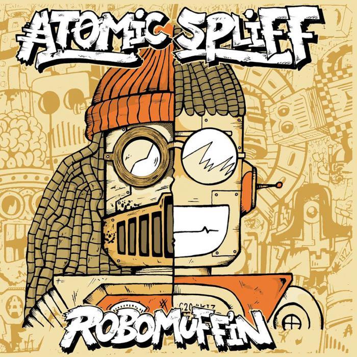 Atomic Spliff : 'Robomuffin' l'album