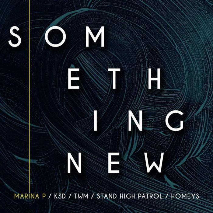 Marina P : 'Something New' l'EP