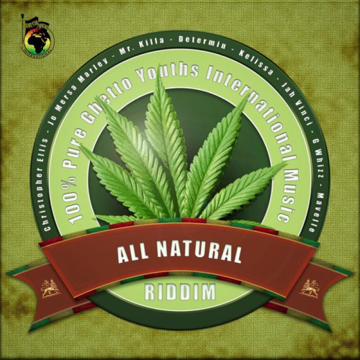 All Natural Riddim par Stephen Marley