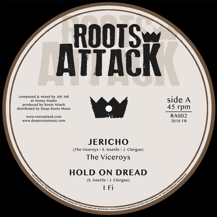 Roots Attack : nouveau vinyle avec The Viceroys
