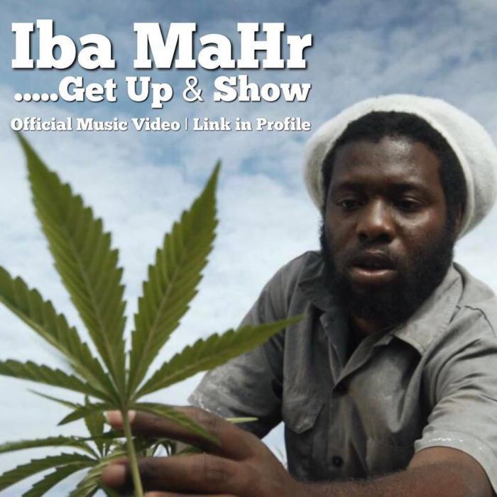 Iba Mahr : 'Get Up & Show' le clip