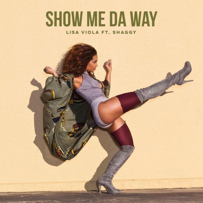 Shaggy & Lisa Viola : 'Show me da Way' le clip