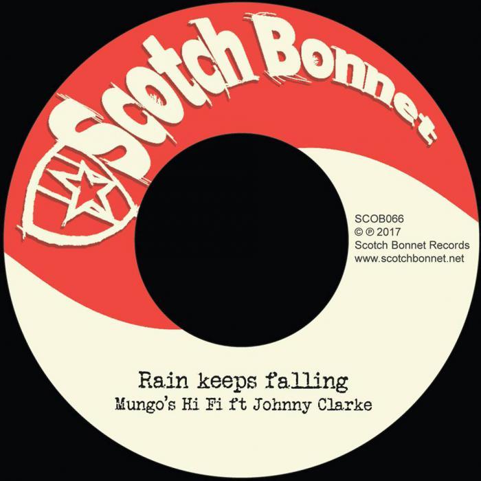 Mungo's Hi Fi & Johnny Clarke : 'Rain Keeps Falling'