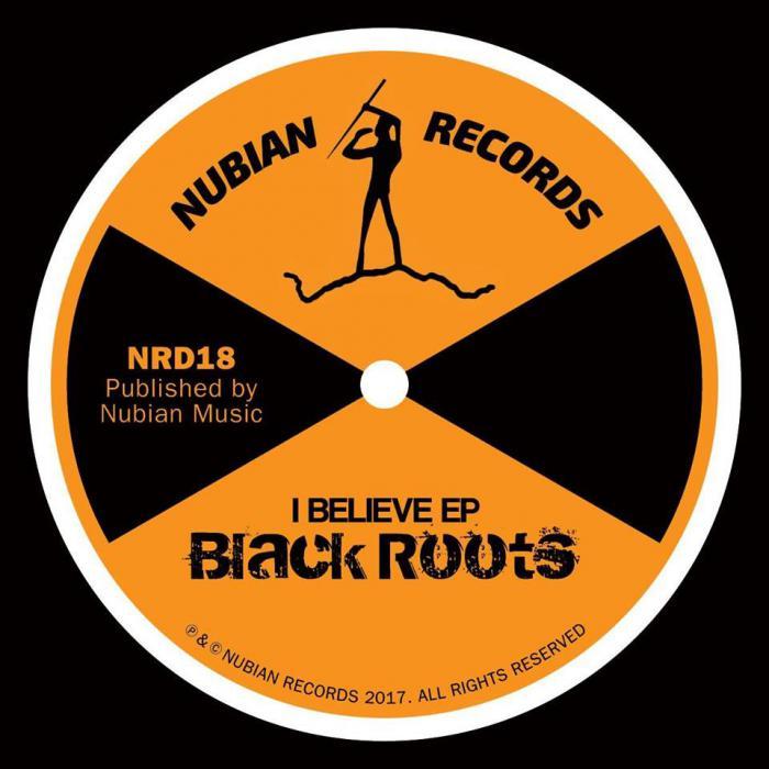 Black Roots : 'I Believe' l'EP