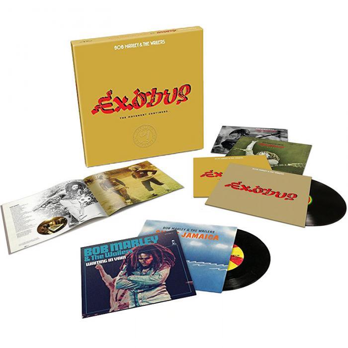 Bob Marley : réédition de l'album 'Exodus'