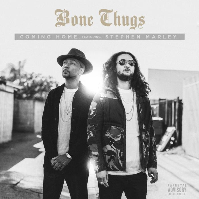 Stephen Marley & Bone Thugs : 'Coming Home' le clip