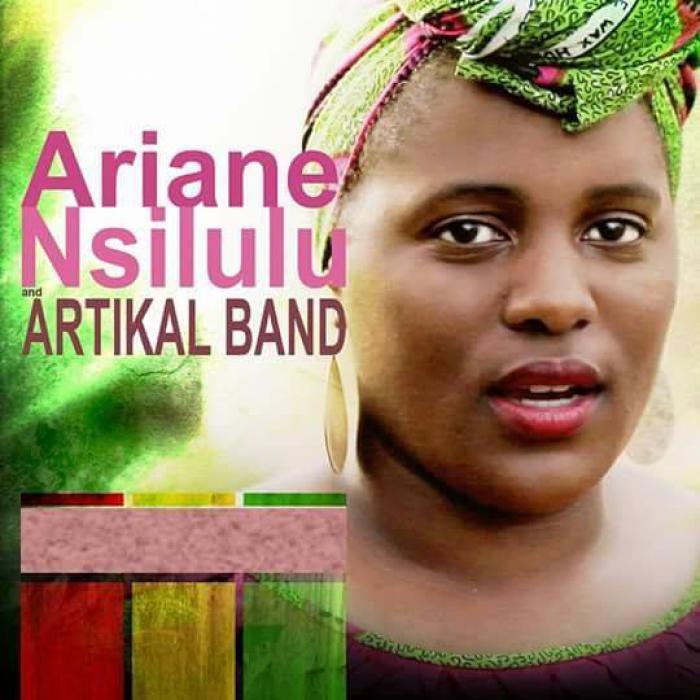 Ariane Nsilulu & Artikal Band en mode gospel
