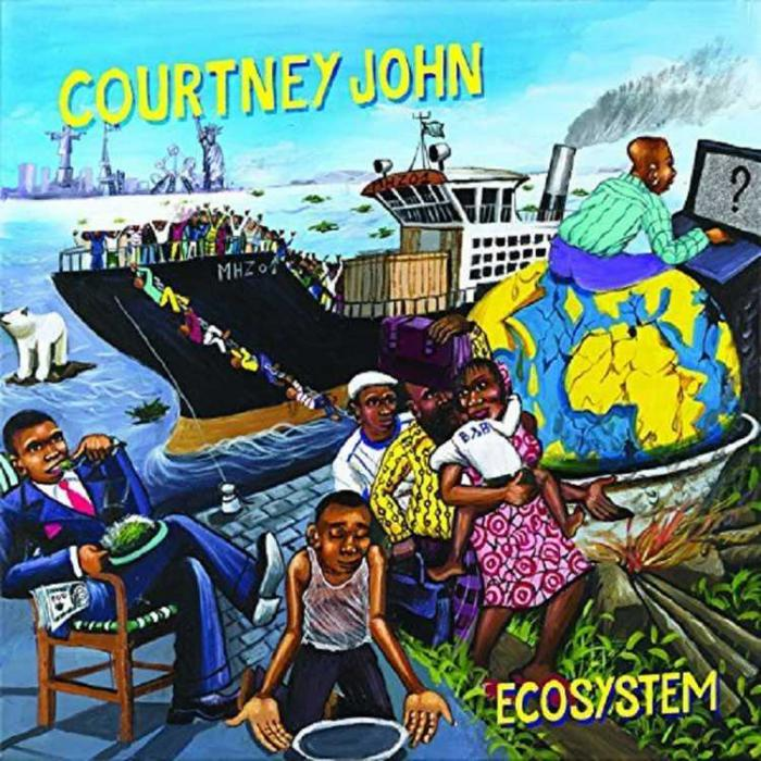 Courtney John : 'All the Way' avant l'album