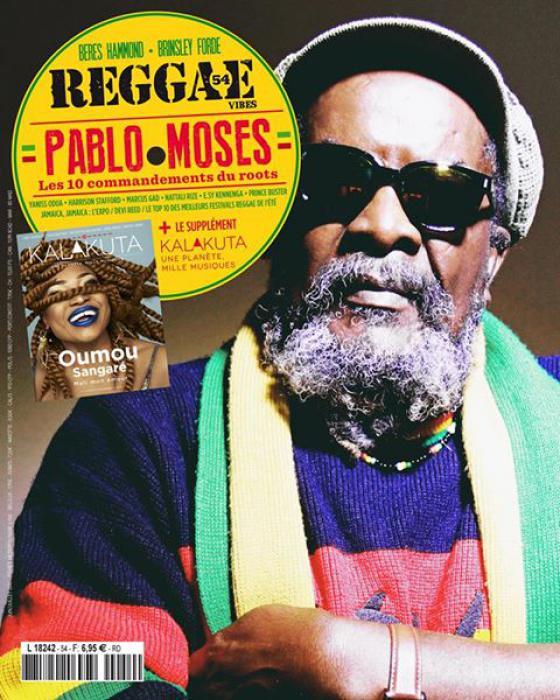 Reggae Vibes #54 dans les kiosques