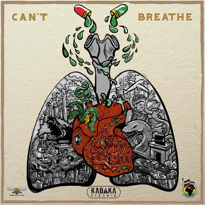 Kabaka Pyramid : 'Can't Breathe' avant l'album