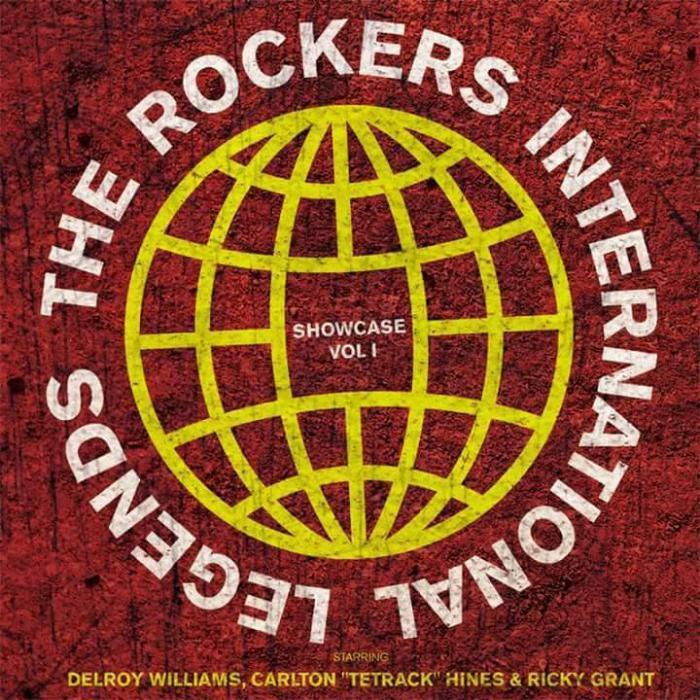 Nouveau LP : 'The Rockers International Showcase vol.1'