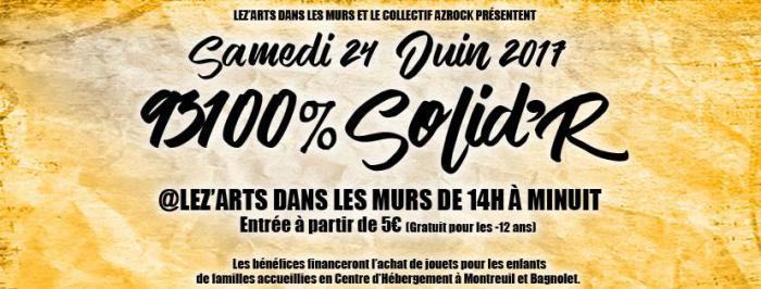 Concert en hommage à Azrock demain à Montreuil