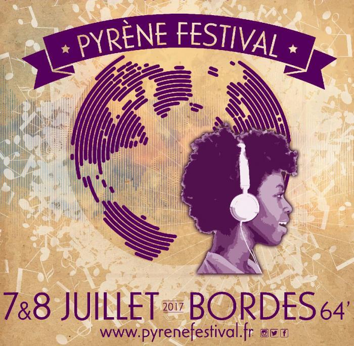 Pyrène Festival les 7 & 8 juillet